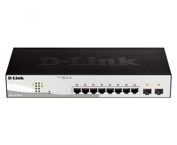 DGS-1210-10/E Smart switch