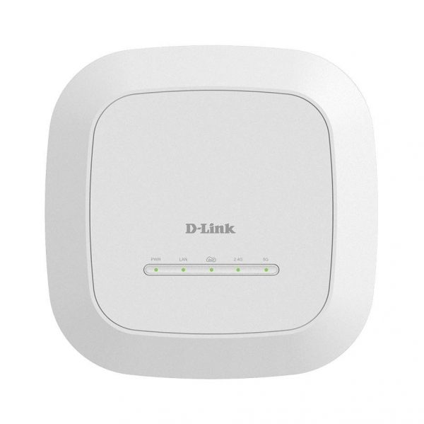 Nuclias Wireless AC1750 Cloud‑Managed Access Point DBA‑1510P