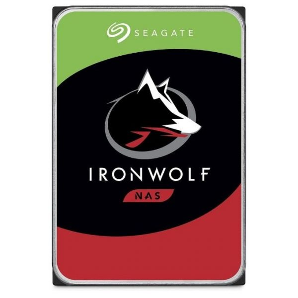 Seagate IRONWOLF - NAS ST2000VN004 - 2 TB NAS HDD 3.5 SATA 6GBS-3