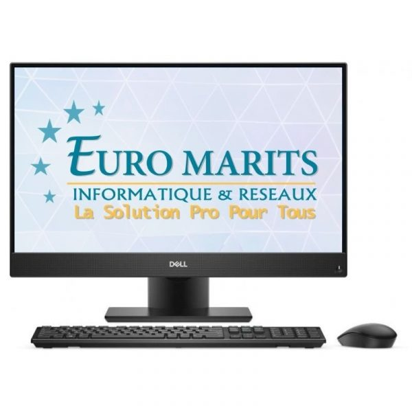 Ordinateur Tout-en-un Dell Optiplex 7470 (OP7470AIO-I7-9700-W)