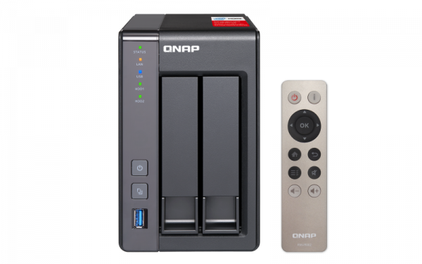 QNAP NAS 2 Baie - TS-251+