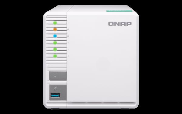 QNAP NAS 3 Baie - TS-328