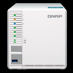 QNAP NAS 3 Baie - TS-351-2G