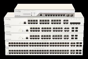 D-Link Nuclias Cloud 24 Ports Gigabit Ethernet PoE DBS-2000-28MP