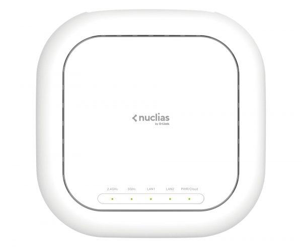 D Link Point dacces Nuclias Cloud Wi‑Fi AC2600 Wave 2 PoE Dual Band DBA‑2820P