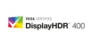 DisplayHDR TM 400
