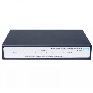 JH329A-HPE Switch OfficeConnect 1420 8 Ports Gigabit Ethernet non géré