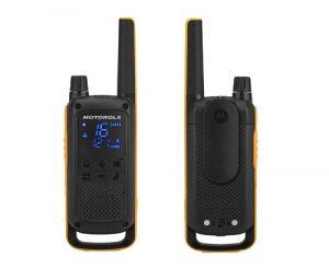 Motorola Pack de 2 Talkie Walkies Extreme 10 km T82extreme