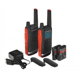 Motorola Talkie walkie Talkabout T82