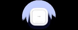 Point d'accès Wi‑Fi AC2600 Wave 2 PoE+ Dual Band-DBA‑2820P-