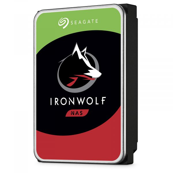 """Seagate IronWolf 4 To NAS 3.5"""" ST4000VN008"""
