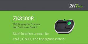 ZKTeco Lecteur d'empreinte et Carte ID interface USB -ZK8500R-