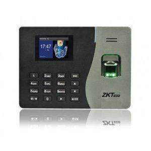 ZKTeco Pointeuse Biométrique Empreinte+RFID+Password (K14)