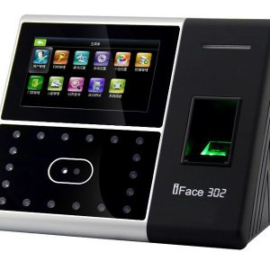 ZKTeco Pointeuse Multi biométrique a reconnaissance faciale (IFace302)