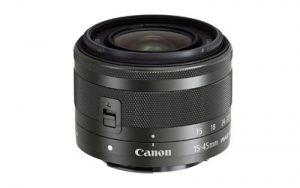 Canon Appareil photo hybride EOS M50 EF-M 15-45mm