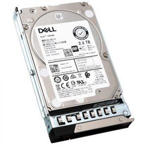 DELL Disque dur 2.4To 10K SAS 12Gbits 512e-401-ABHQ-