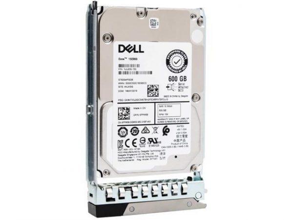 DELL Disque dur 600Go 2.5 pouces SAS-400-ATIN-
