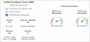 DELL PC Portable XPS 13 9310 i7-1165G7 16 Go-MODENA_ICLU-