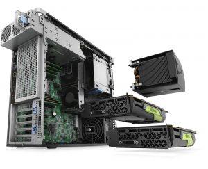 DELL Vostro Precision 5820 Tour XCTO Base Xeon W-2104