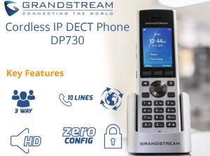 Grandstream DP730 DECT