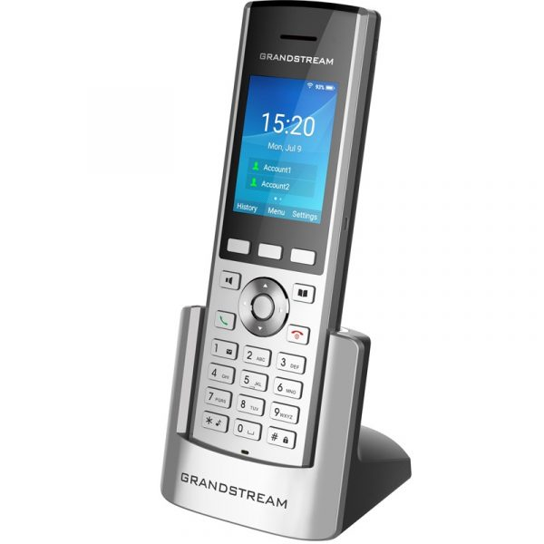 Grandstream Téléphone sans fil Wi-Fi WP820