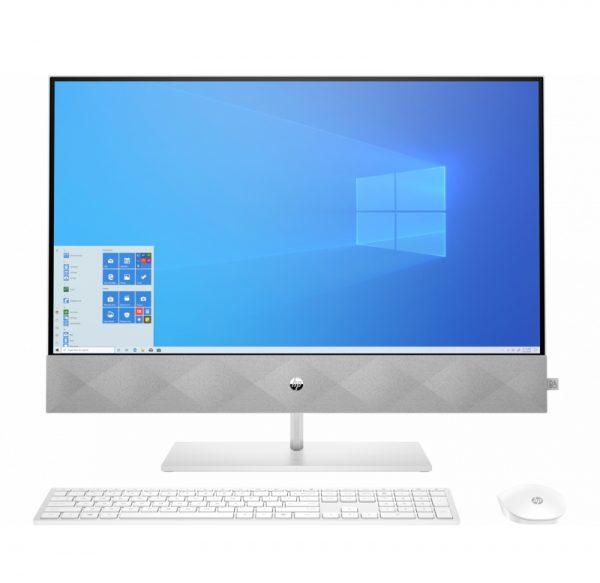 HP Ordinateur tout-en-un Pavilion 24-k0002nk i5-10400T 8GB 1TB Windows 10 Famille-1H5T8EA-