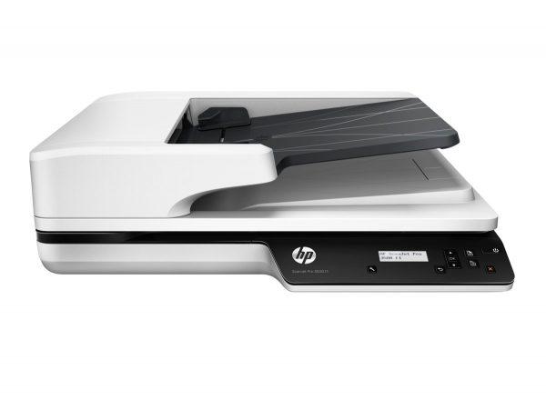 HP Scanner à Plat ScanJet Pro 3500 f1-L2741A-