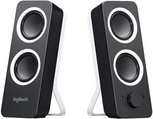 Logitech 2 Haut-parleur Z200 5 Watts-980-000810-
