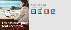 Microsoft Office Famille et Petite Entreprise 2019 1 PC ou Mac