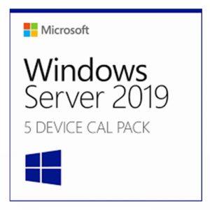 Microsoft Windows Server CAL 2019-R18-05830-
