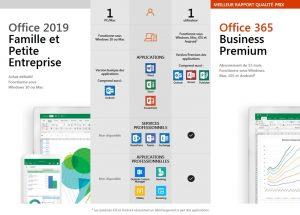 Obtenez les versions basiques des applications Office