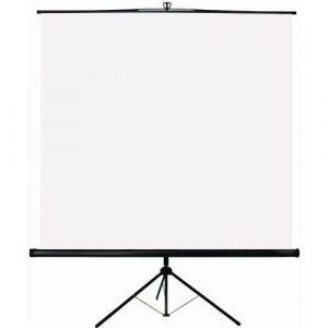 Oray Ecran Byron 2 Portable avec Trépied 180 x 180 cm-TRE02B1180180