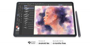 Prêt pour votre chef-d'œuvre avec Clip Studio Paint