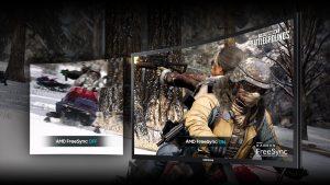 Samsung Moniteur Gaming Curved 24 pouces Full HD Serie R G5-LC24RG50FQMXZN-
