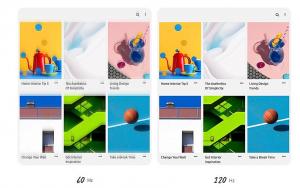 Un écran ultra fluide qui s'adapte à vos applications