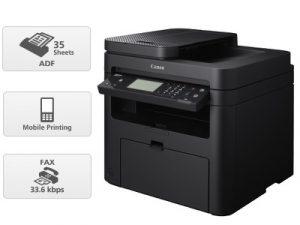 Une imprimante rapide et économique...