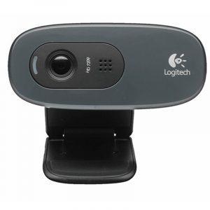 960-001063-Logitech Webcam C270 HD 720P
