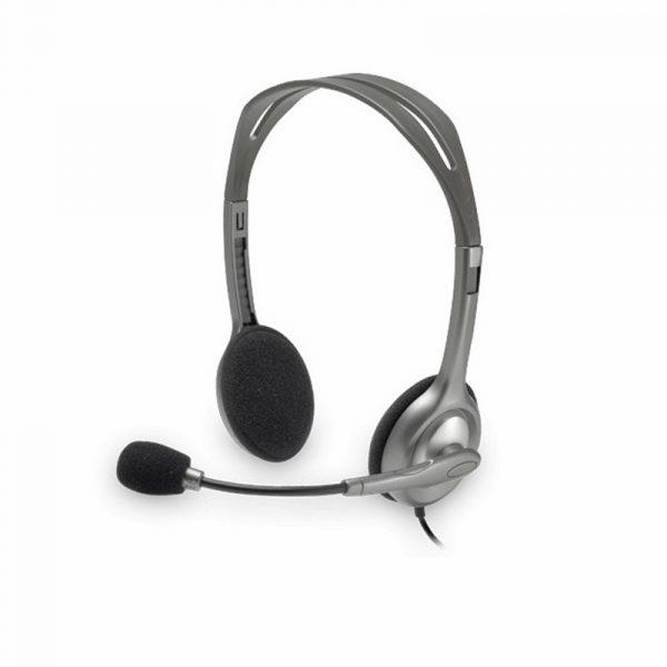 981 000271 Logitech Casque micro H110 stereojack