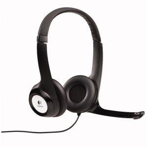 981-000406-Logitech Casque-micro H340 USB