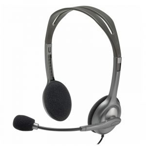 981-000593-Logitech Casque-micro H111 stéréo jack 3.5mm