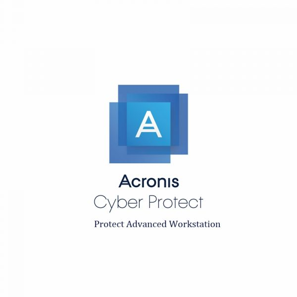 Acronis Cyber Protect Advanced Workstation 1 machine 1 à 9 licences (AWSAEBLOS31)
