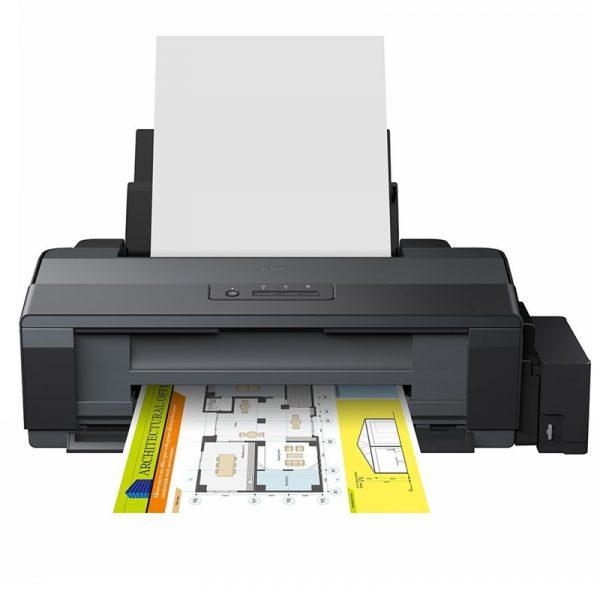 C11CD81403-Epson Imprimante EcoTank L1300 A3+ à réservoirs rechargeables