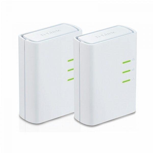 DHP 309AV D Link Kit comprenant 2 adaptateurs CPL Homeplug AV 500Mbps