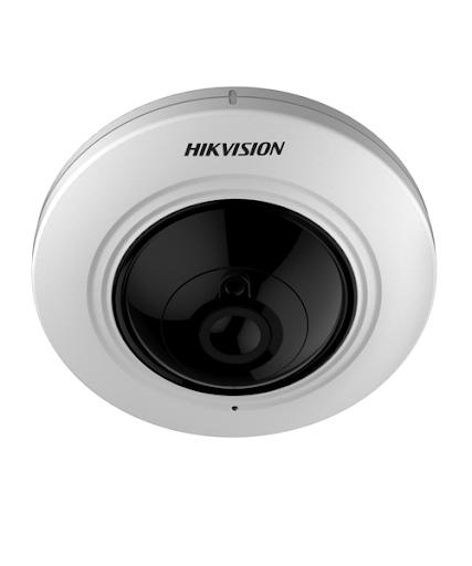 DS-2CC52H1T-FITS-Hikvision Caméra analogique panoramique Fisheye 5MP