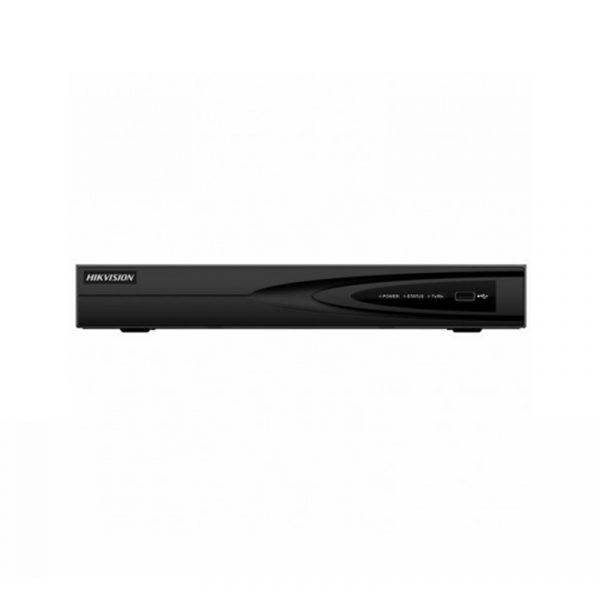 DS-7604NI-K1-4P-Hikvision NVR 4 canaux jusqu'à 8MP 4K