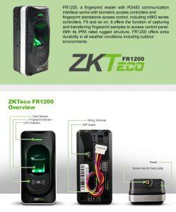 FR1200 Zkteco