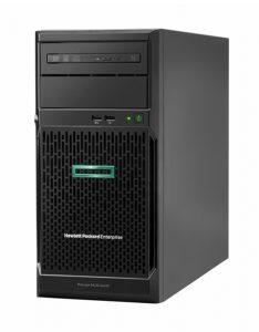 HPE ML30 Gen10 E-2224 1P 8GB-1-