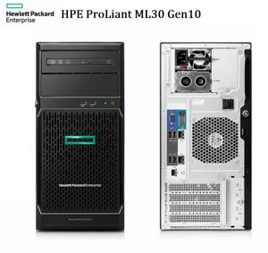 HPE ML30 Gen10 E-2224 1P 8GB