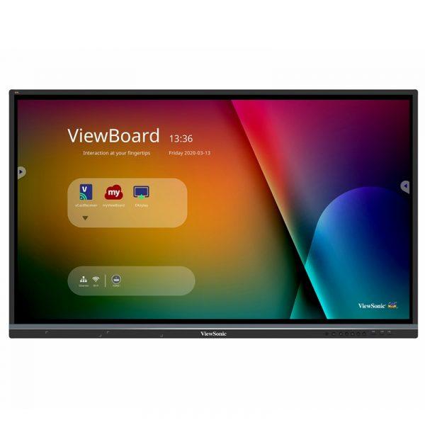 IFP5550 3 ViewSonic Ecran interactif 4K de 55 pouces RAM 3GB Stockage 32GB Android 8