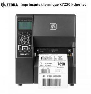 Imprimante thermique ZT230